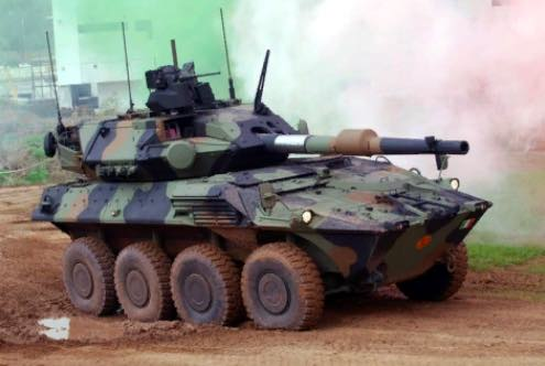 Iveco Defence Vehicles Is Awarded A Contract to Deliver Ten Centauro II Armored Vehicles to the Italian Army