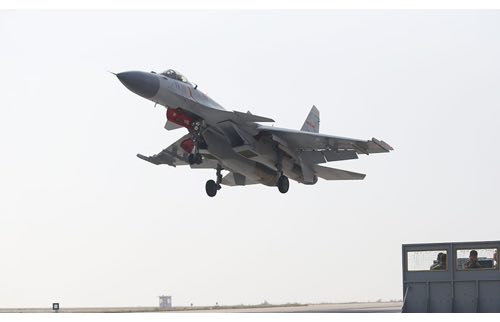 J-15s Have Become Navy's 'Iron Fist'