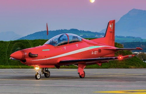 JEPAS PC-21 – 10 Years of the PC-21 With the Swiss Air Force
