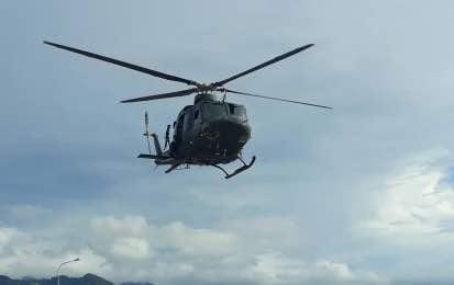 Japan Donation to Help Maintain 'Huey' Helicopters: Lorenzana