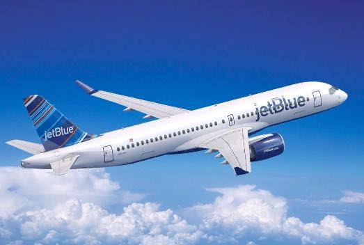 JetBlue Signs Commitment for 60 A220-300 Aircraft, Converts 25 A320neo Orders to Larger A321neo