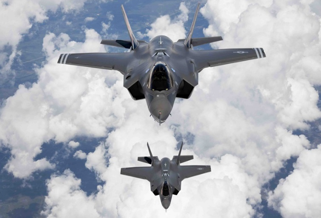 Kongsberg Receives Order for Deliveries to F-35 Joint Strike Fighter Worth 525 MNOK