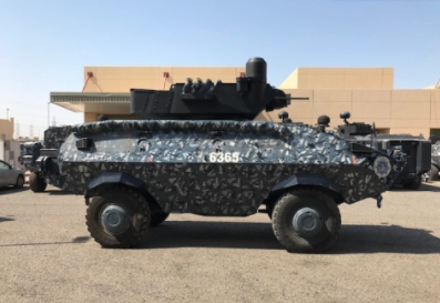 Kuwait to Receive Thales Turret and Surveillance System Solution for Armoured Vehicles