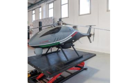 Leonardo Extends Its Training Services Capabilities to Rotorcraft Unmanned Aerial Systems