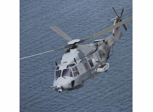 Leonardo: NH90 Qatar Contract Now Effective: Order Booked, Advance Payment Received