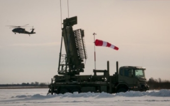 Lockheed Martin Completes Acceptance Test of First TPS-77 MRR