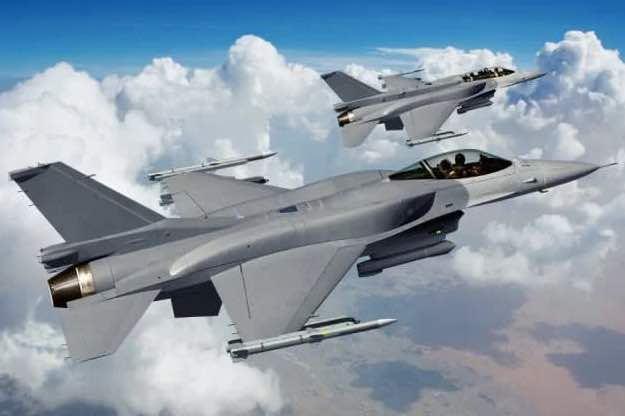 Lockheed Martin to Upgrade Greek F-16 Fighter Jets