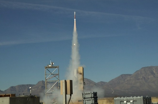 Lockheed Martin's Miniature Hit-to-Kill Interceptor Matures to Development Stage