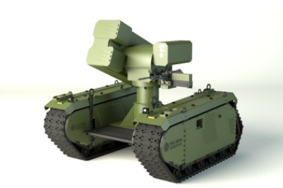 MBDA and Milrem Robotics to Develop Anti-Tank Unmanned Ground Vehicle