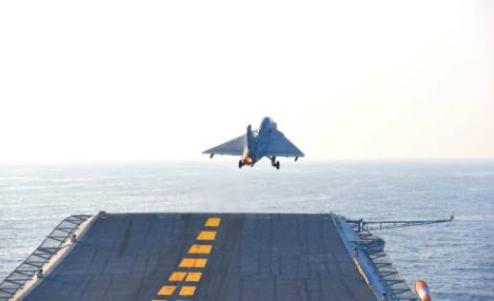 Maiden Landing of DRDO-Developed LCA Navy Onboard INS Vikramaditya
