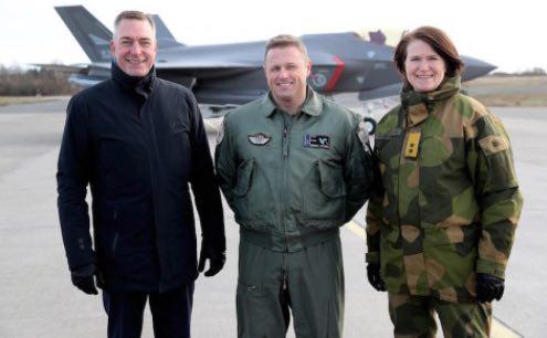 Major Milestone: Norway Declares IOC for F-35A