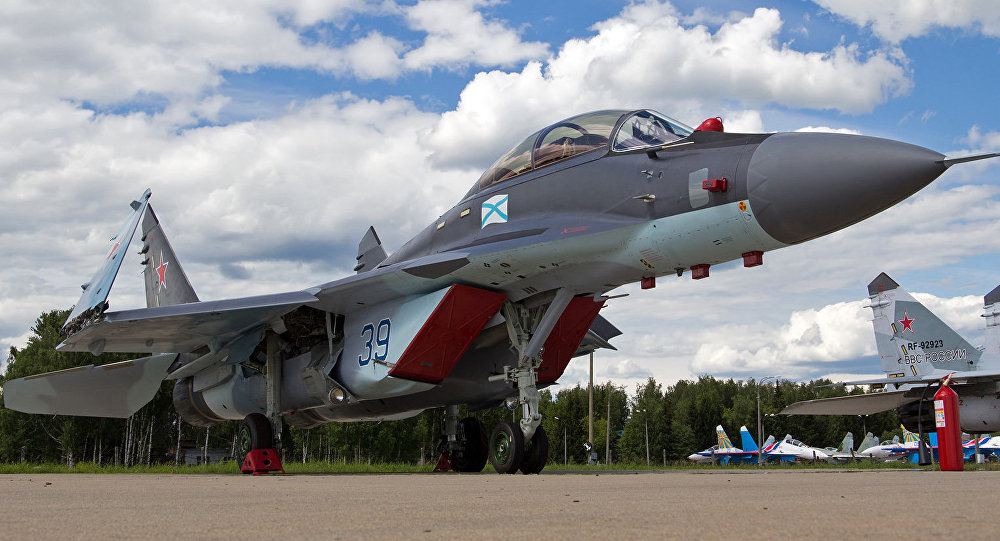 MiG Chief Tells Sputnik That MiG-29s Proved Themselves Over Syria