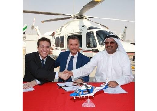 Milestone Aviation and Leonardo to Provide Three AW169s to Falcon Aviation