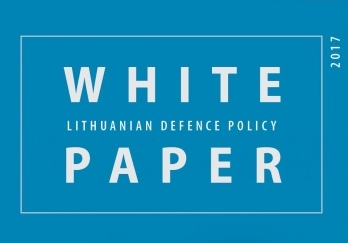 Ministry of National Defence Introduces English Version of the White Paper on Lithuanian Defence Policy