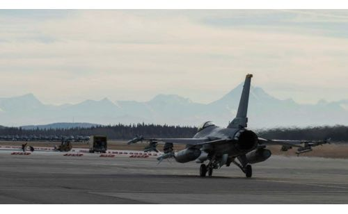 Misawa Air Force Base's Draughon Range Fires Up on Northrop Grumman's Distributed Mission Operations Network
