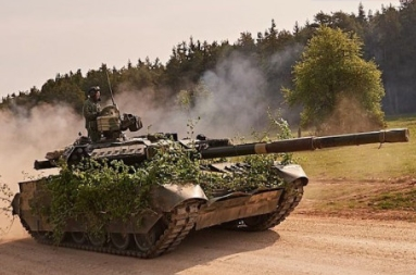 """Modernized by UOP Enterprises T-84 Will Compete in """"Tank Challenge 2018"""""""