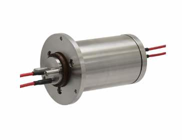 Moog Introduces New 2-Channel Singlemode Fiber Optic Rotary Joint