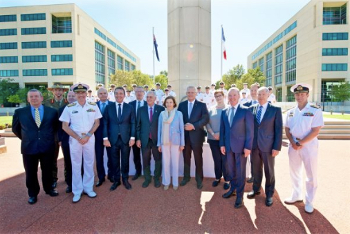 Naval Group Signs the Strategic Partnering Agreement