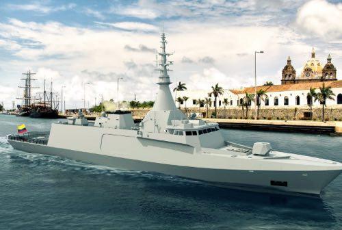 Naval Group at Expodefensa 2019