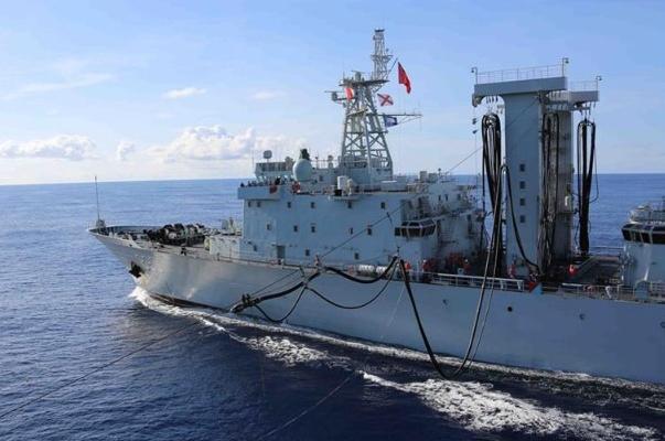Navy Begins Drills to Heighten Readiness