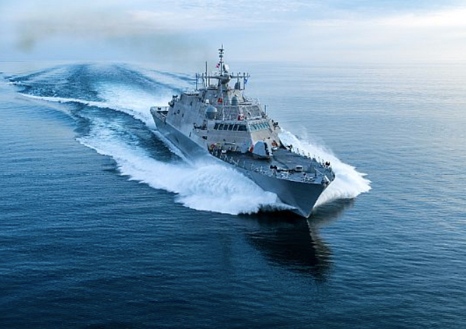 Navy to Commission Littoral Combat Ship Wichita
