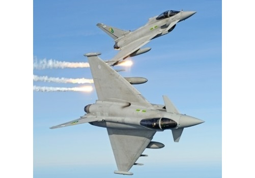 New Contract Will See Leonardo Continue to Keep UK Typhoon Jets Protected from Threats