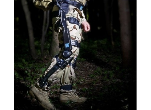 New Lockheed Martin Exoskeleton Helps Soldiers Carry Heavy Gear
