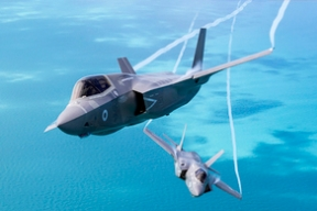 New Stealth Jets Set to Arrive Home In Britain