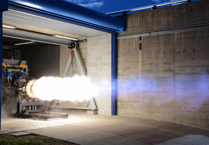 New Upper Stage Rocket Engine a Step Closer to Reality: Sierra Nevada Corporation and Air Force Research Lab Securing Contract