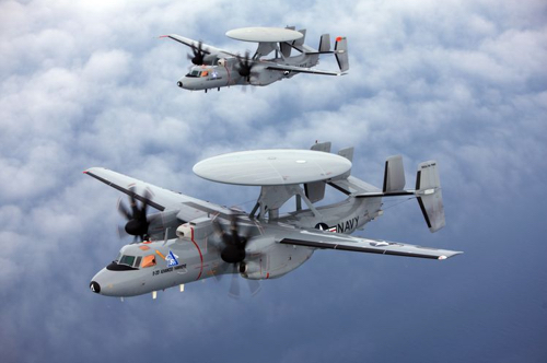 Northrop Grumman Awarded $3.2 Billion Multi-Year Contract for 24 E-2D Aircraft