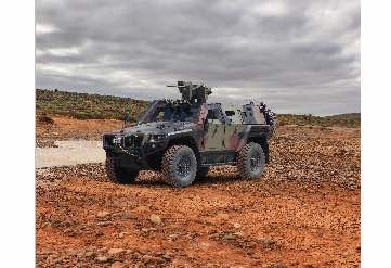 Otokar Receives $28.9 Million Contract for its Armored Vehicles