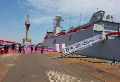 PAL Indonesia Successfully Completes Technology Development Ship (PKR 10514 - # 2)