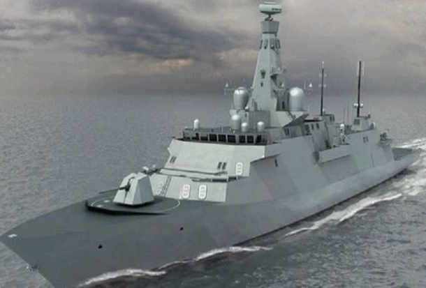 Plymouth's New £8billion Warships Will Be Built with 65% Foreign Steel