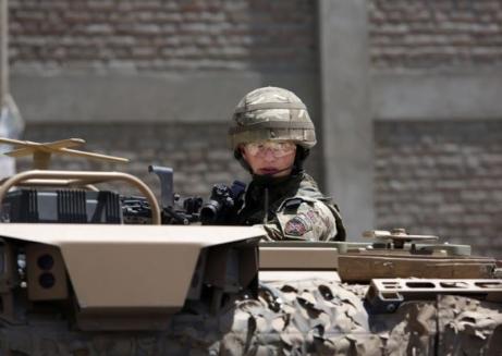 Possible US Troop Increase in Afghanistan Aimed at Breaking Stalemate