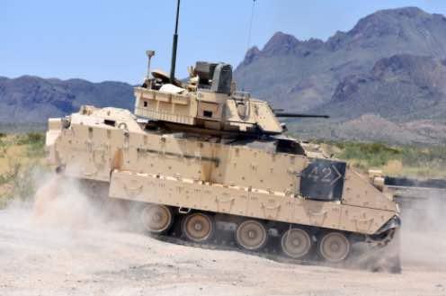 Preparing for Future Battlefields: The Next Generation Combat Vehicle