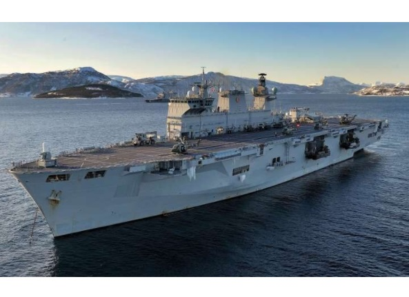Purchase of HMS Ocean 'Authorised by Brazilian Government'