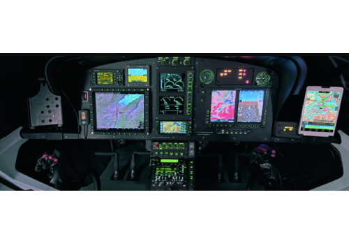 RUAG STC Integrates Customized Avionics and Night Vision Capabilities for Two New Airbus Helicopters H125