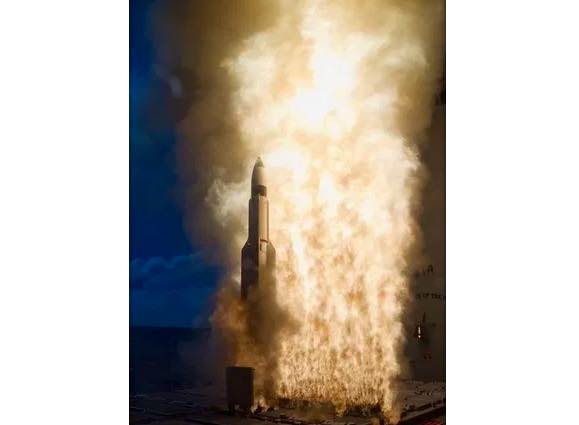 Raytheon Producing and Delivering 44 Standard Missile-3 Rounds Under $466 Million Contract