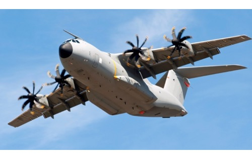 Rohde & Schwarz Equips A400M with Secure VHF/UHF Radio Equipment of