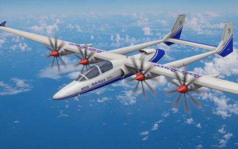 Rolls-Royce Announces New Hybrid-Electric Flight Demonstrator to be Built with Brandenburg Partners
