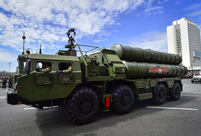Russia Wraps Up State Trials of Long-Range Missile for S-400 Air Defense System