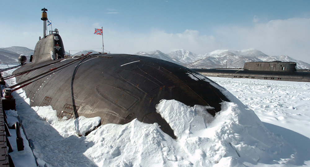 Russia to Permanently Station Submarines in Icy North