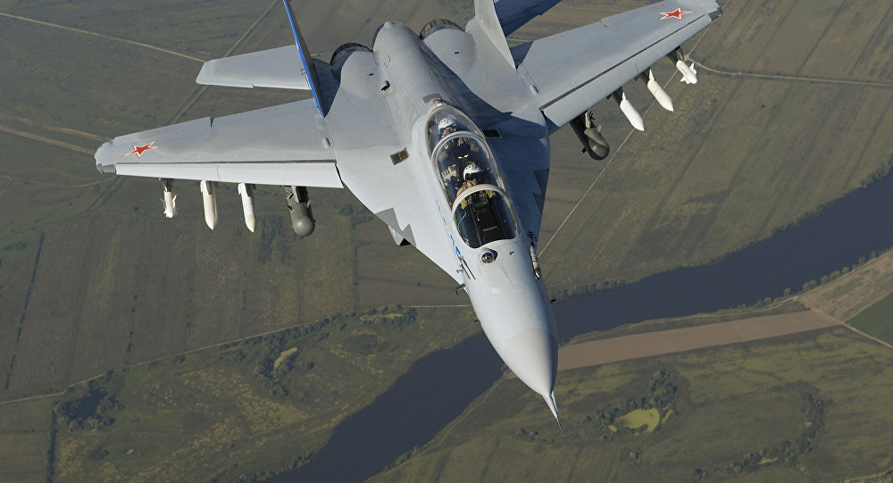 Russia to Start Churning Out MiG-35 Fighter Jets in 2019