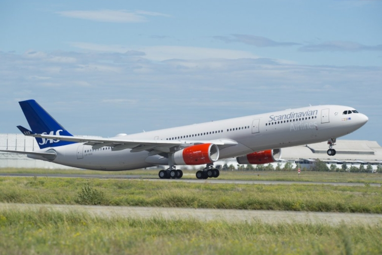 SAS Orders A330-300 to Further Standardize Its Future Long-Haul Fleet