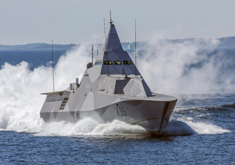 Saab Provides Tactical Data Links to Swedish Navy