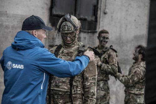 Saab Signs Contract to Support Germany's Combat Training Centre GÜZ