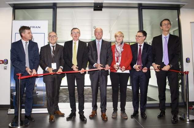 Safran Inaugurates Ceramic Matrix Composites Research Center