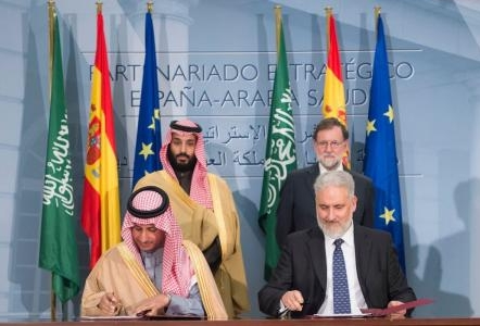 Saudi Arabian Military Industries (SAMI) and Navantia Form Joint Venture Partnership with ‎60% Localization Target ‎