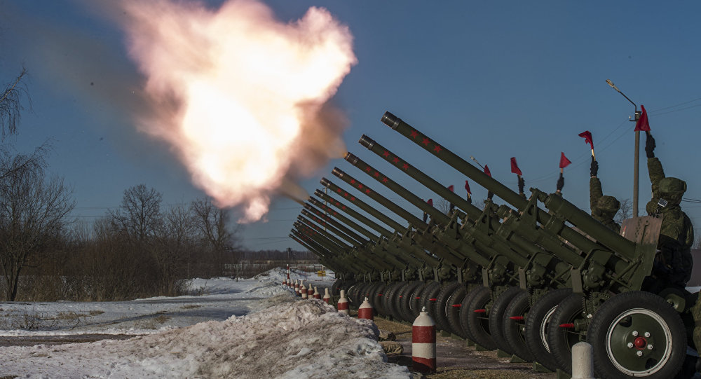 Snap Combat Readiness Inspections Begin in Russia's Western District
