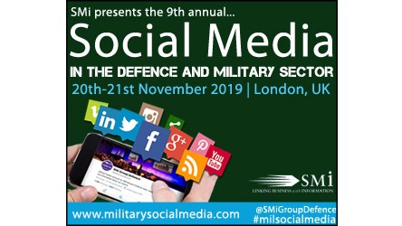 Interview released with Head of Communications Services, NATO Headquarters ahead of SMi's Social Media in the Defence and Military Sector conference